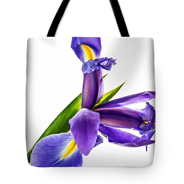 Flying Purple People Pleaser Tote Bag by Steve Harrington