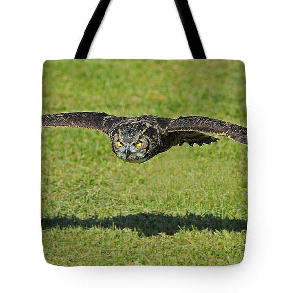 Flying Tiger... Tote Bag