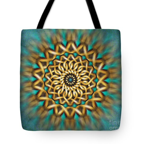 Focus Point Tote Bag by Bedros Awak
