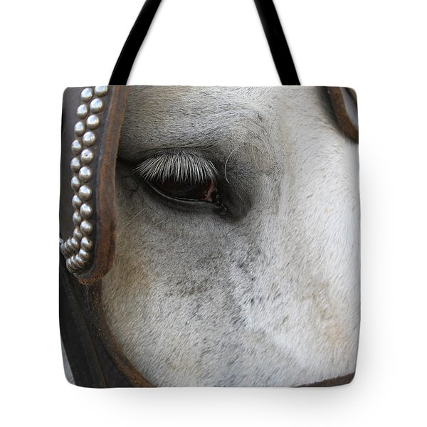 Focused On Pulling Tote Bag