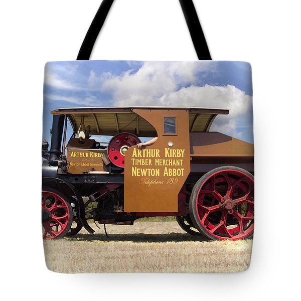Foden Tractor Tote Bag