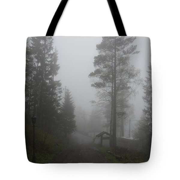 Foggy Romance 1 Tote Bag