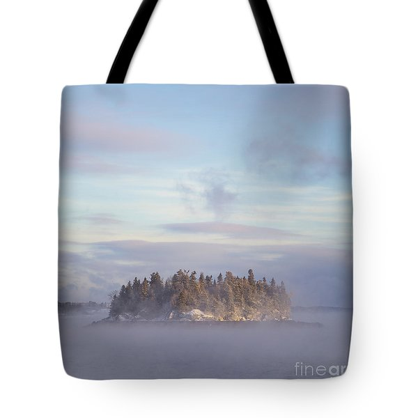 Fogscape Tote Bag