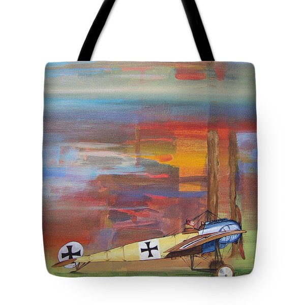 Fokker Ready Tote Bag