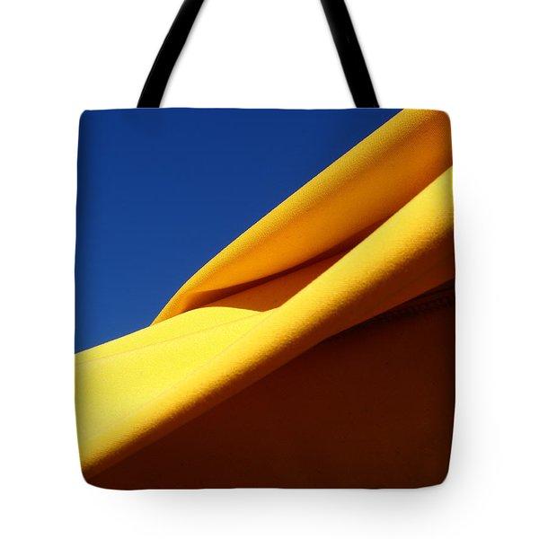 Fold Tote Bag by David Pantuso