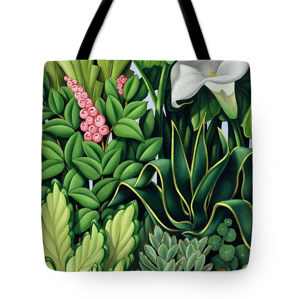 Foliage Tote Bag by Catherine Abel