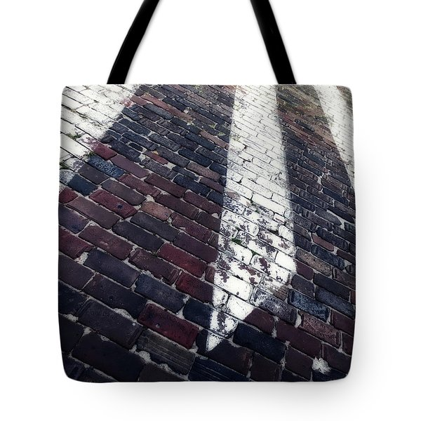 Follow Me - Abstract Photography By Sharon Cummings Tote Bag by Sharon Cummings