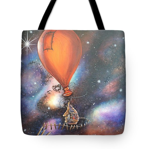 Follow That Star Tote Bag