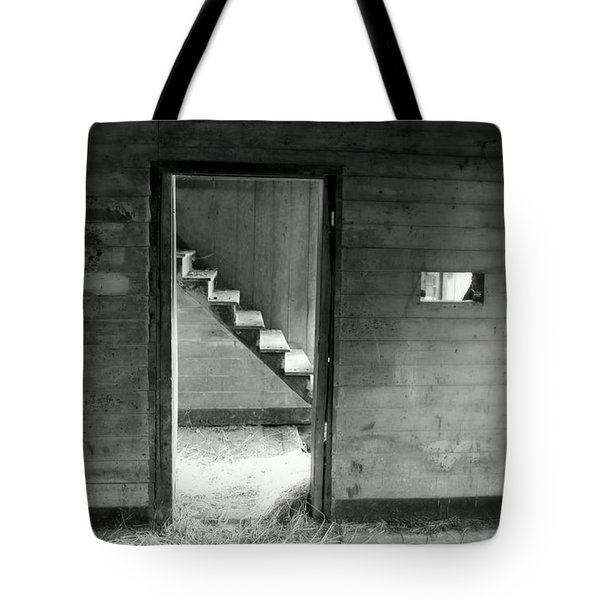 Follow The Light Tote Bag by Karen Wiles