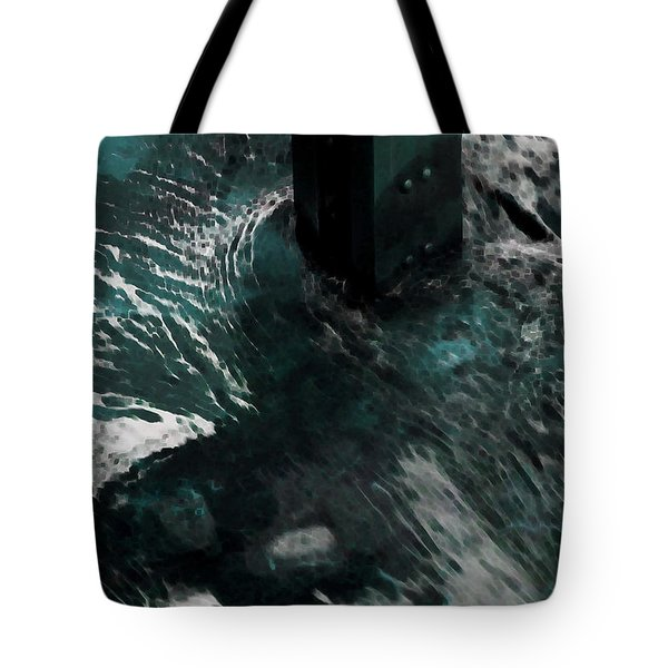 Tote Bag featuring the photograph Follow The Tao by Lauren Radke