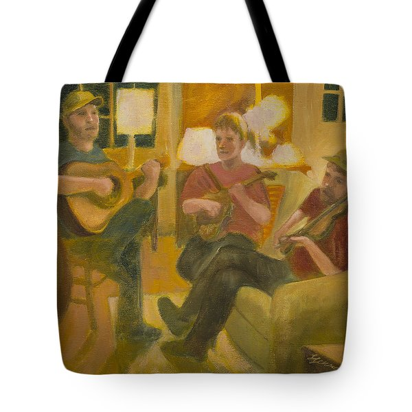 Following John Tote Bag
