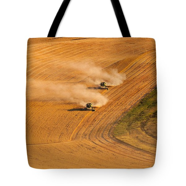 Following Tote Bag by Mary Jo Allen