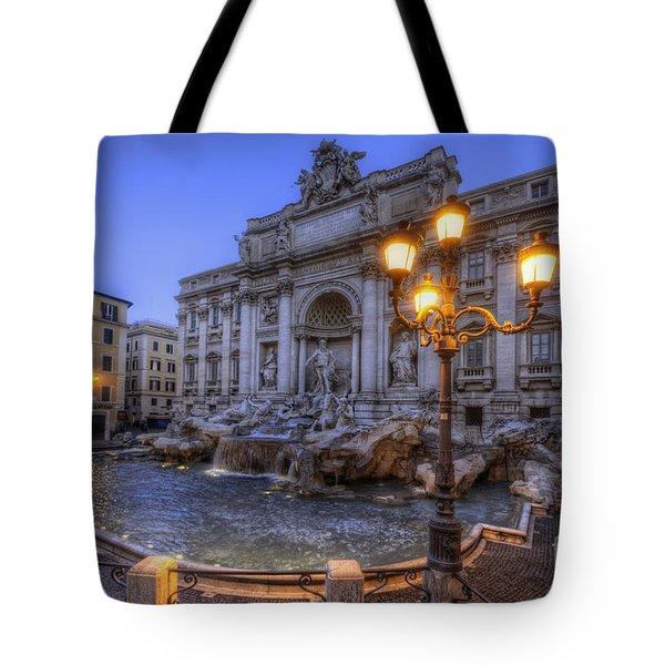 Fontana Di Trevi 3.0 Tote Bag