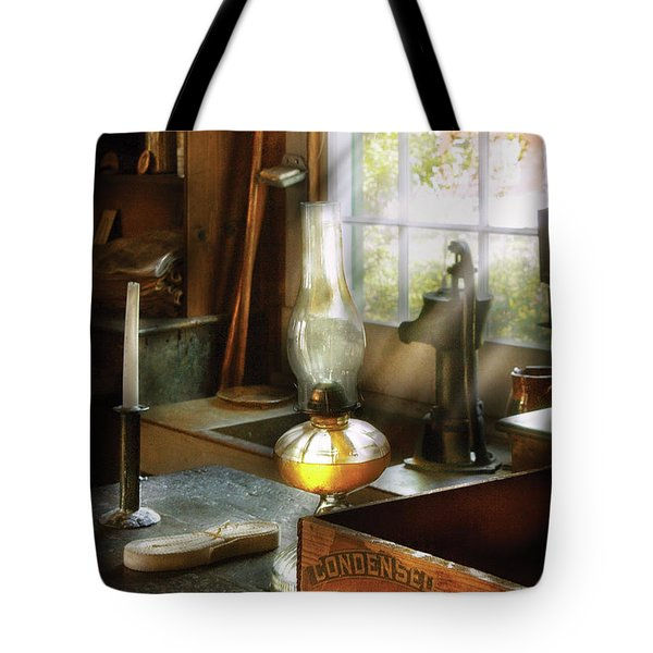 Food - Borden's Condensed Milk Tote Bag by Mike Savad