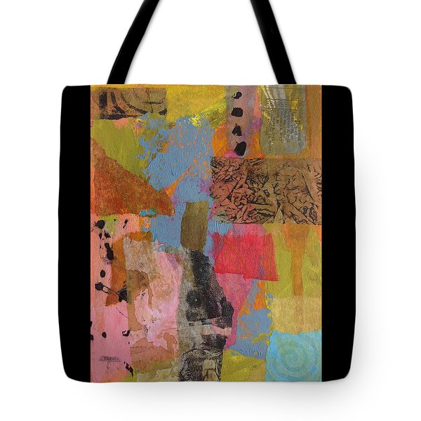 Footprints Tote Bag by Catherine Redmayne