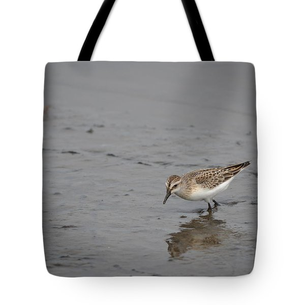 Tote Bag featuring the photograph Footsteps by James Petersen