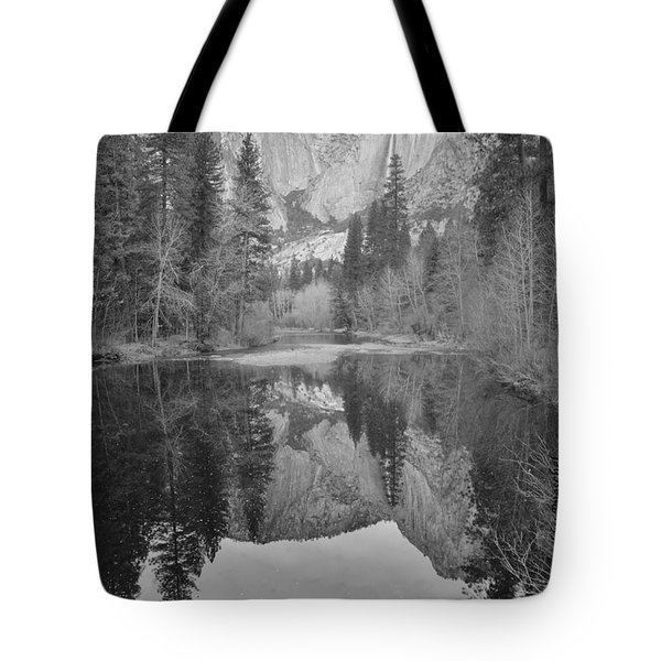Footsteps Of Ansel Adams Tote Bag by Debby Pueschel