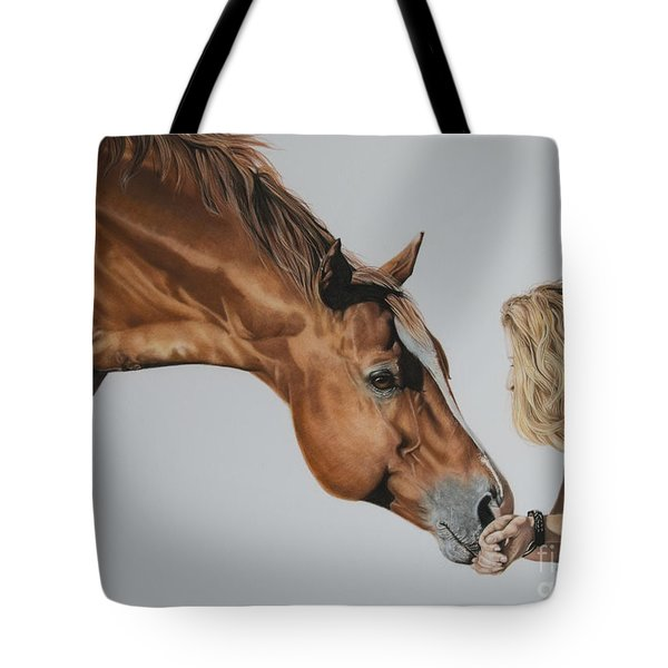 For Amy Tote Bag by Joni Beinborn