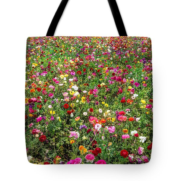 For As Far As The Eye Can See Tote Bag by Heidi Smith