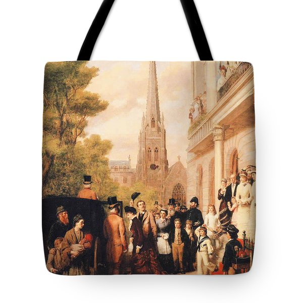 For Better For Worse Tote Bag
