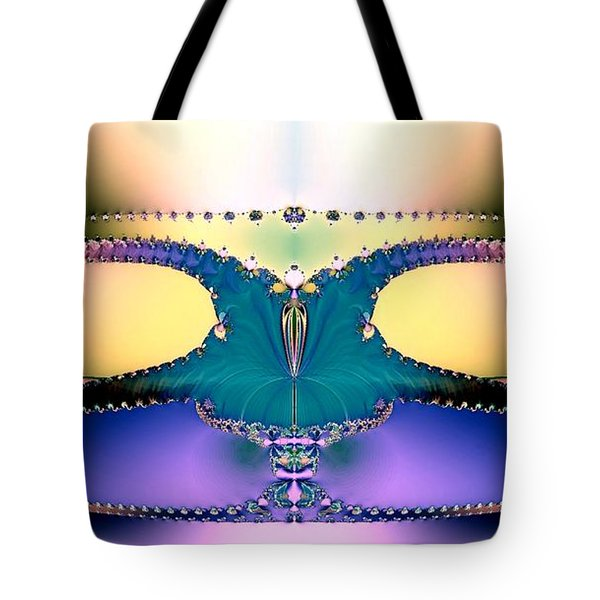 For Her Majesty Tote Bag by Renee Trenholm