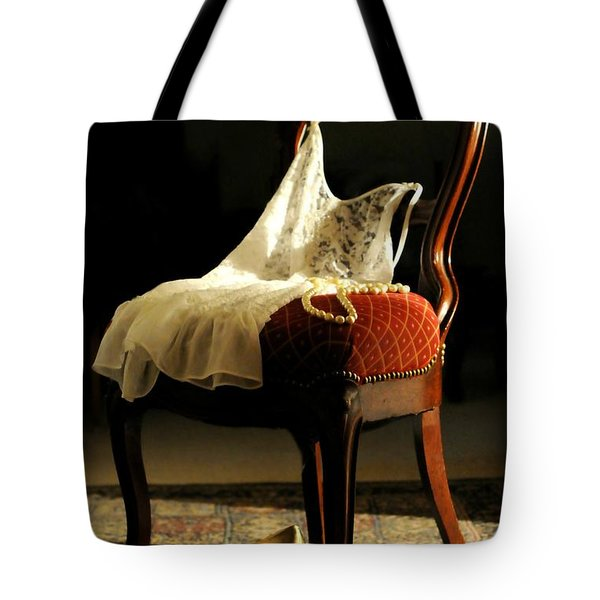 For Him Tote Bag