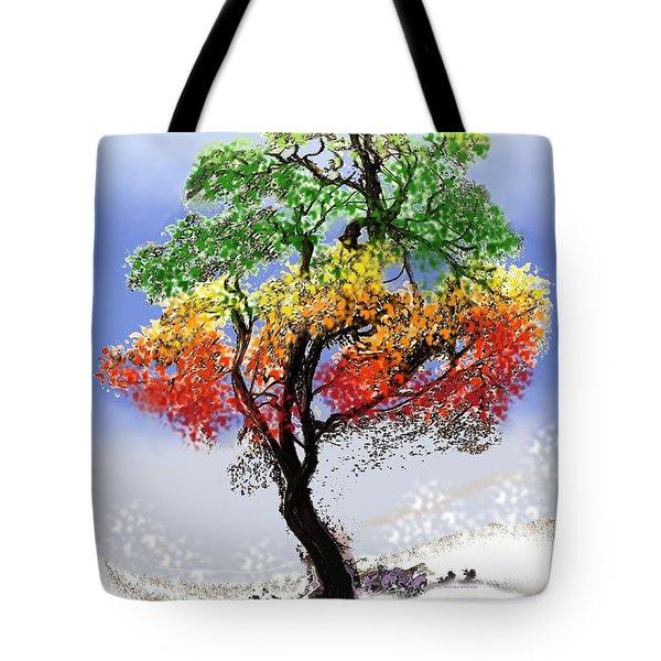 For Love's Rewards Tote Bag