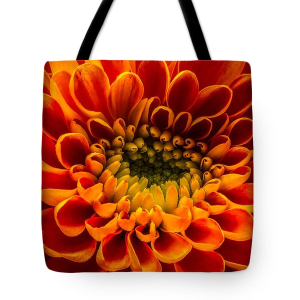 The Heart Of A Mum Tote Bag