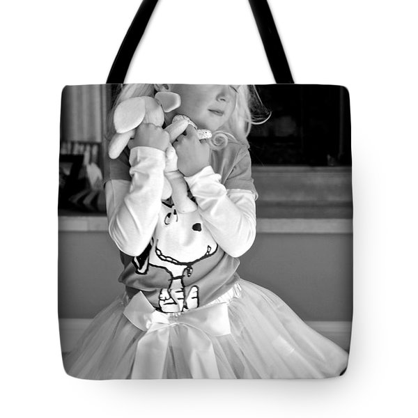 For The Love Of Snoopy Tote Bag