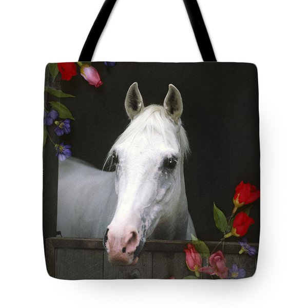 For The Roses Tote Bag by Melinda Hughes-Berland