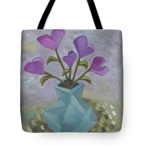 For You Tote Bag by Trish Toro