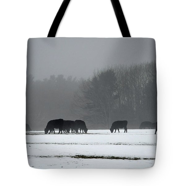 Foraging Tote Bag by Glenn Gordon
