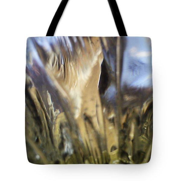 Tote Bag featuring the photograph Forbidden Forest by Martin Howard