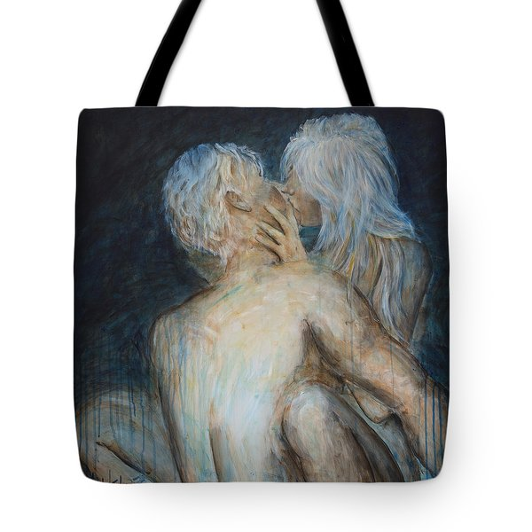 Forbidden Love - Erotica Tote Bag
