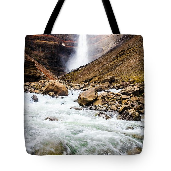 Force Of Nature Tote Bag by Peta Thames