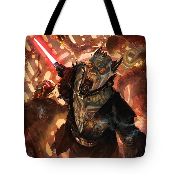 Force Scream Tote Bag