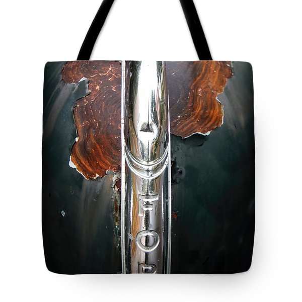 Ford 11 Tote Bag by Amanda Stadther