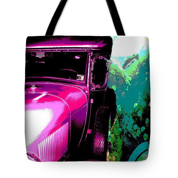 Ford A - Plantation 2 Tote Bag by Marcello Cicchini