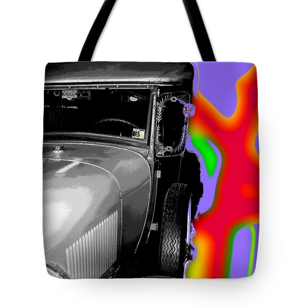 Ford A - Plantation Tote Bag by Marcello Cicchini