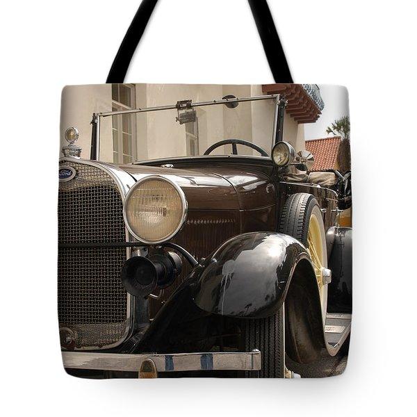 Ford Convertible 03 Tote Bag