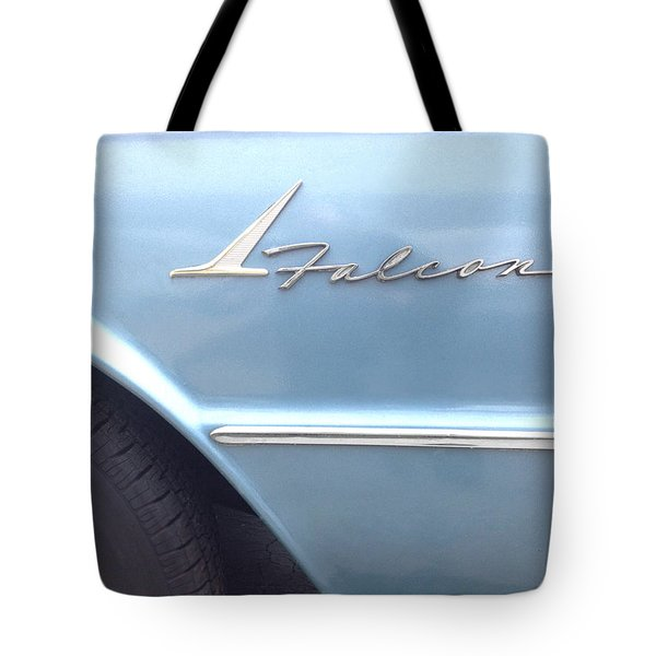 Ford Falcon 1961  Tote Bag by Don Spenner
