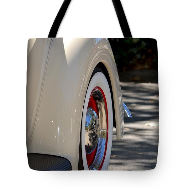 Ford Fender Tote Bag by Dean Ferreira