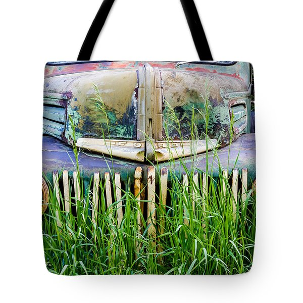 Ford Field Of Dreams Tote Bag