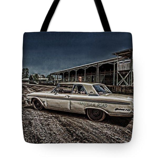 Ford Galaxie 500 4 Tote Bag