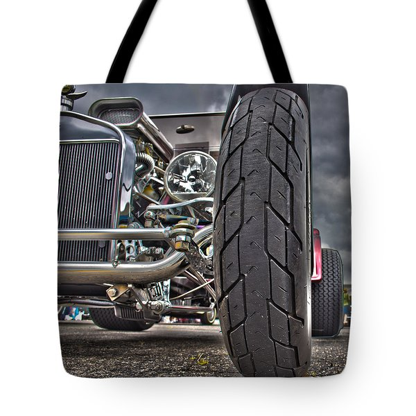 Ford In Hdr Tote Bag