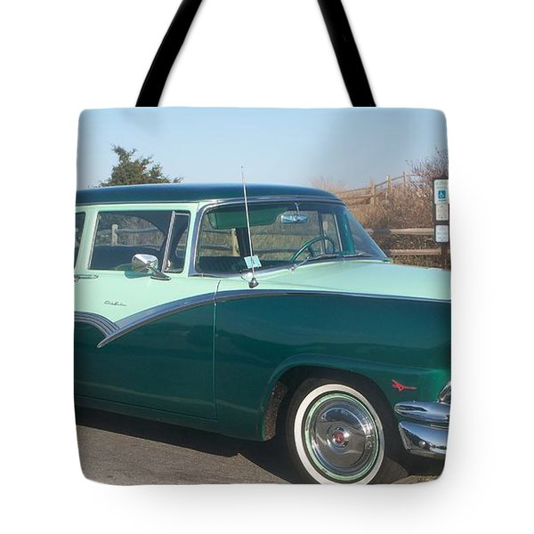 Ford Mercury Tote Bag