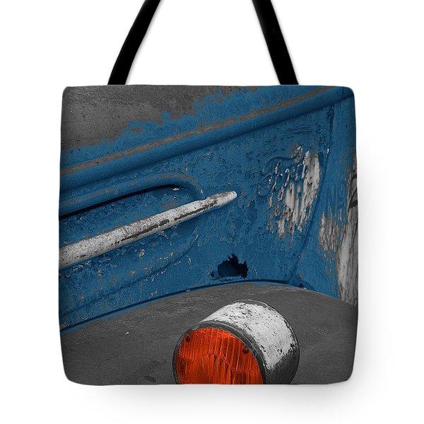 Ford No.2 Tote Bag by Randy Pollard
