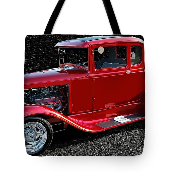 Ford Out Of This World Tote Bag