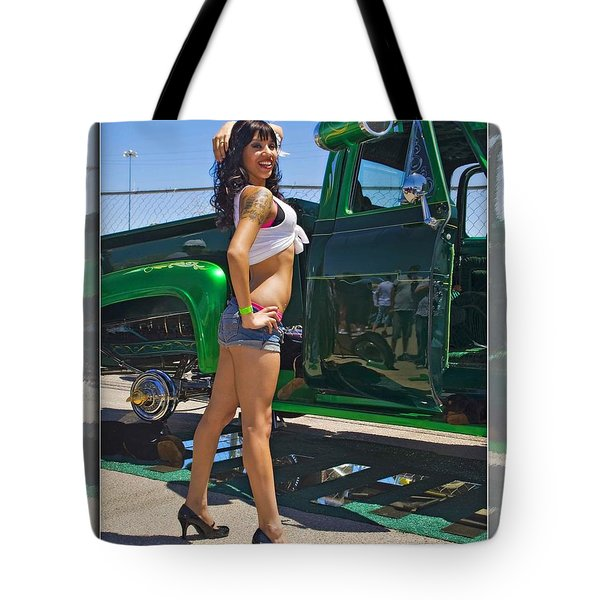 Ford Pick Up_a Tote Bag