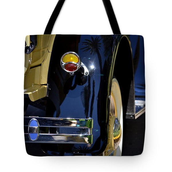 Ford Pickup Tote Bag by Dean Ferreira